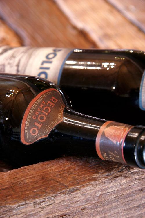 Domìni Veneti - Amarone Extra e Recioto Amaro