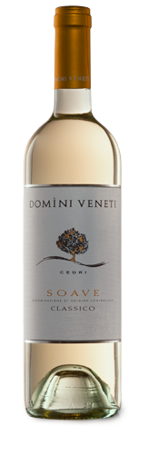 Domìni Veneti vino Soave DOC Classico