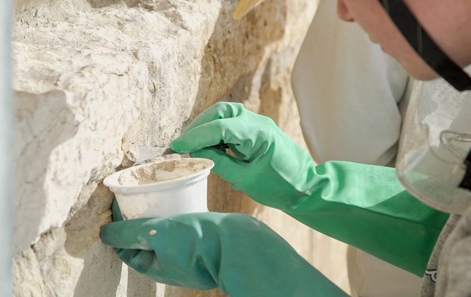 Domini Veneti: il Restauro della Carta Lapidaria della chiesa di San Martino di Negrar (VR)