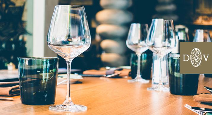 Calici da vino e decanter - Domìni Veneti