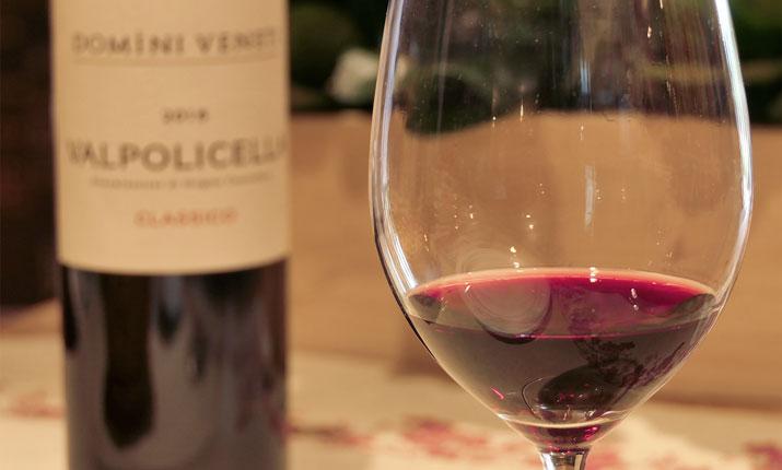 Domìni Veneti: degustazione Valpolicella Classico