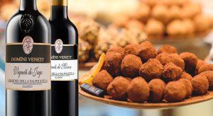 Domìni Veneti: come abbinare il vino al cioccolato