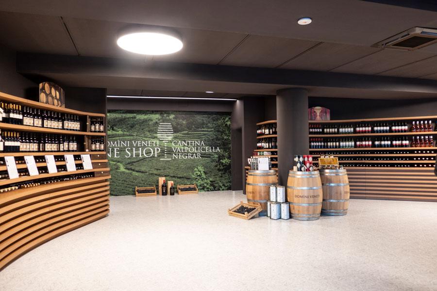 Wineshop Domini Veneti Sirmione