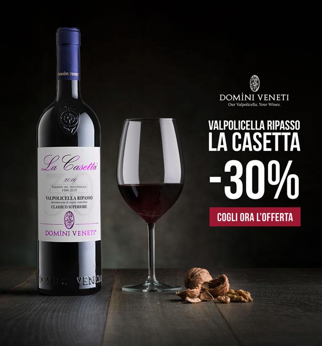 La Casetta Ripasso Domìni Veneti